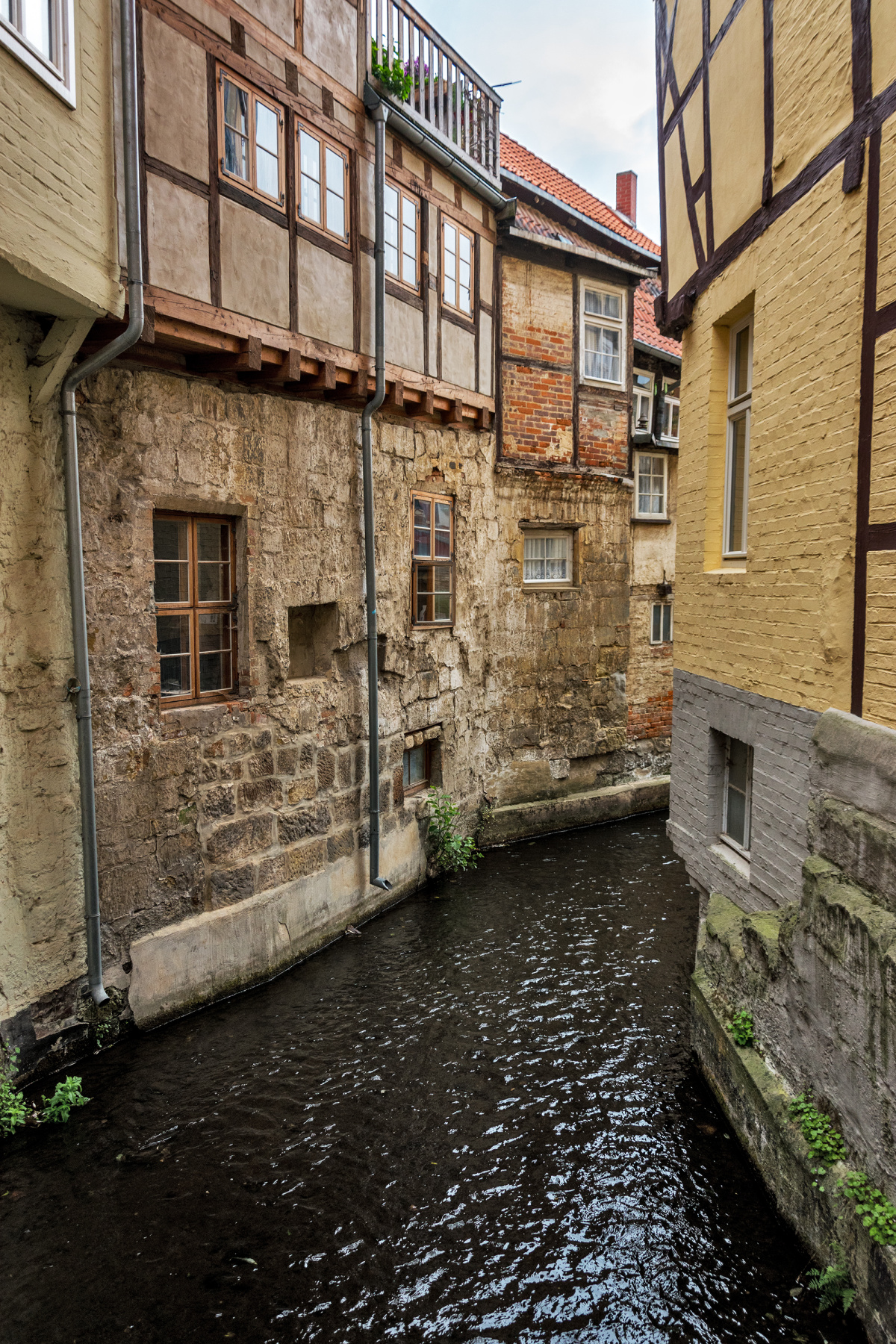 The Canal in Quedlinburg