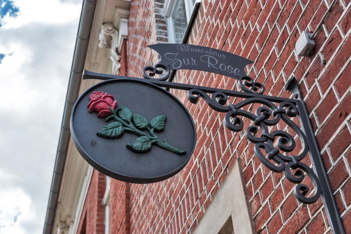 Blumhaus Zur Rose