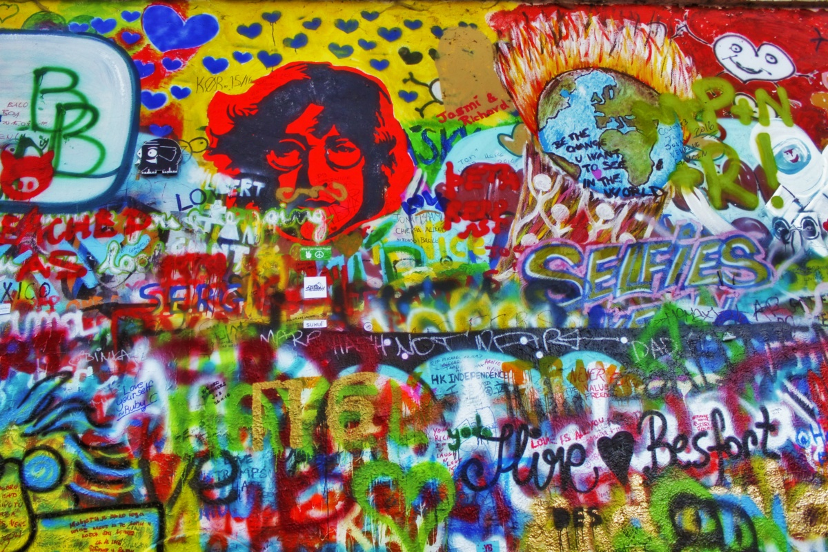 New Lennon Wall