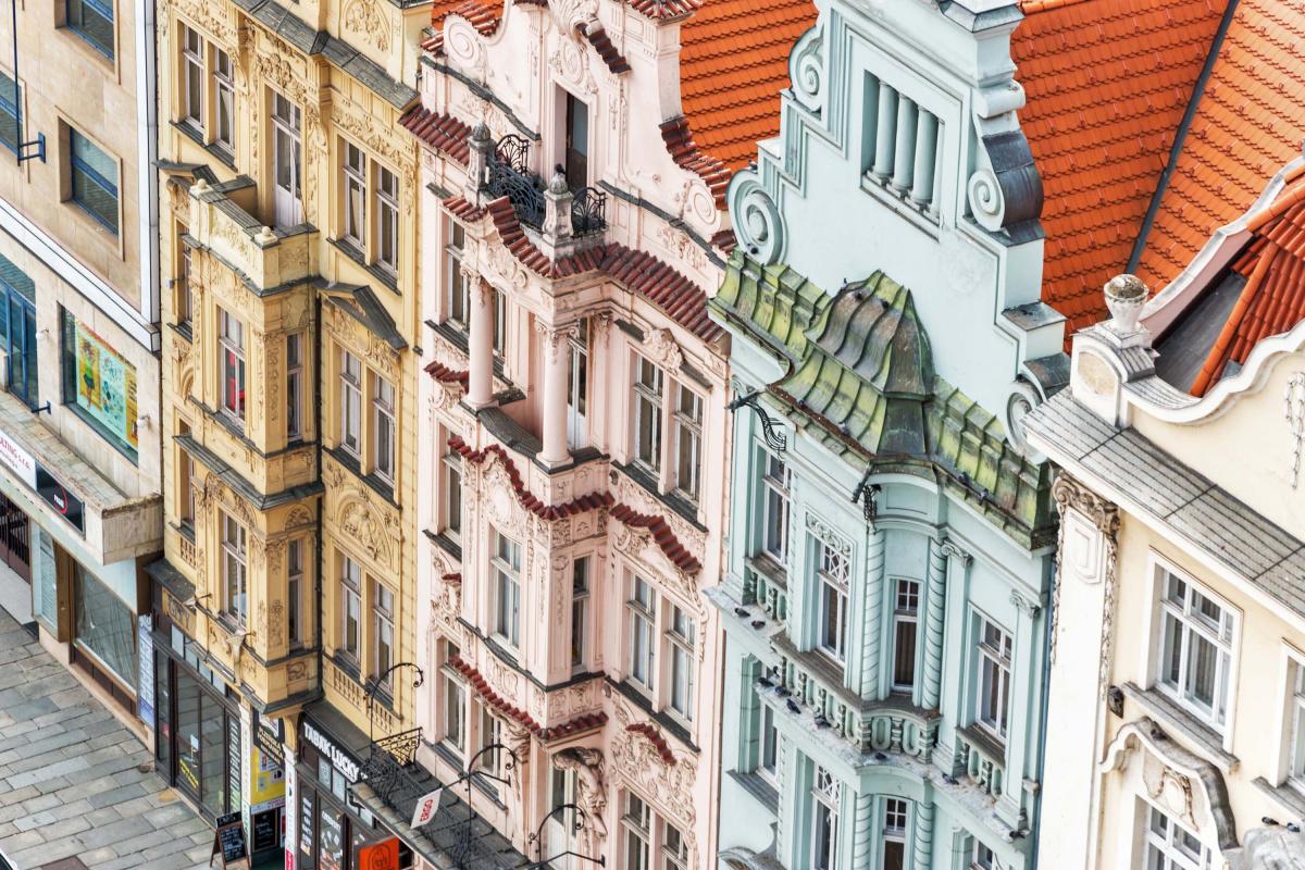 Colours of Plzeň