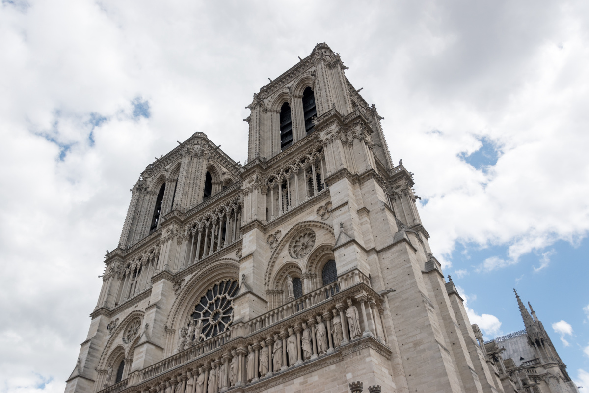 Notre Dame Up Close