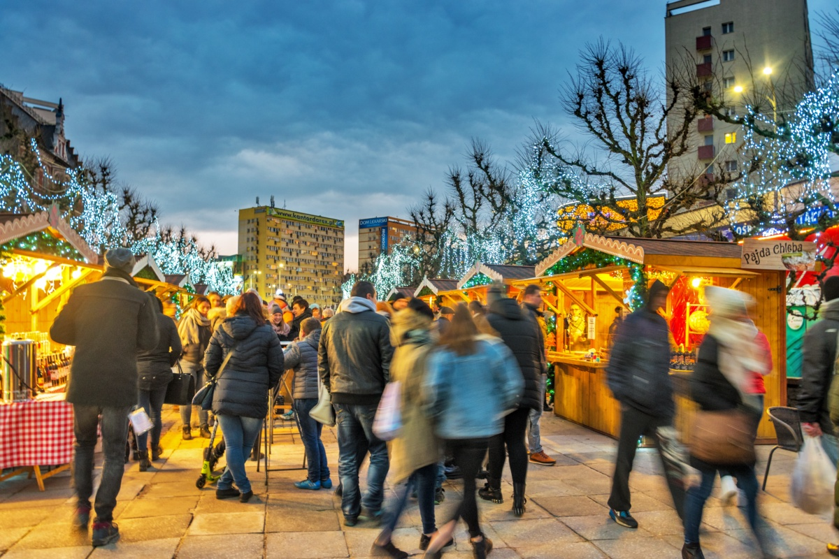 The Szczecin Christmas Market