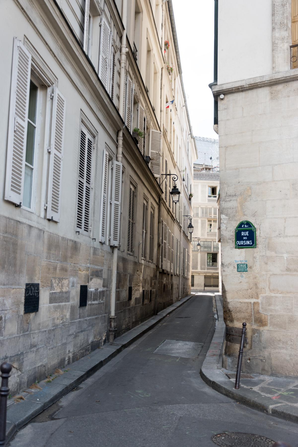 Rue des Oursins