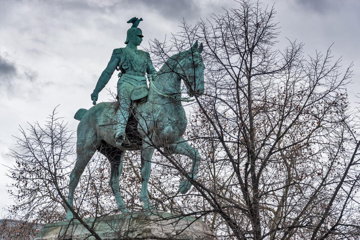 Horseman of Köln