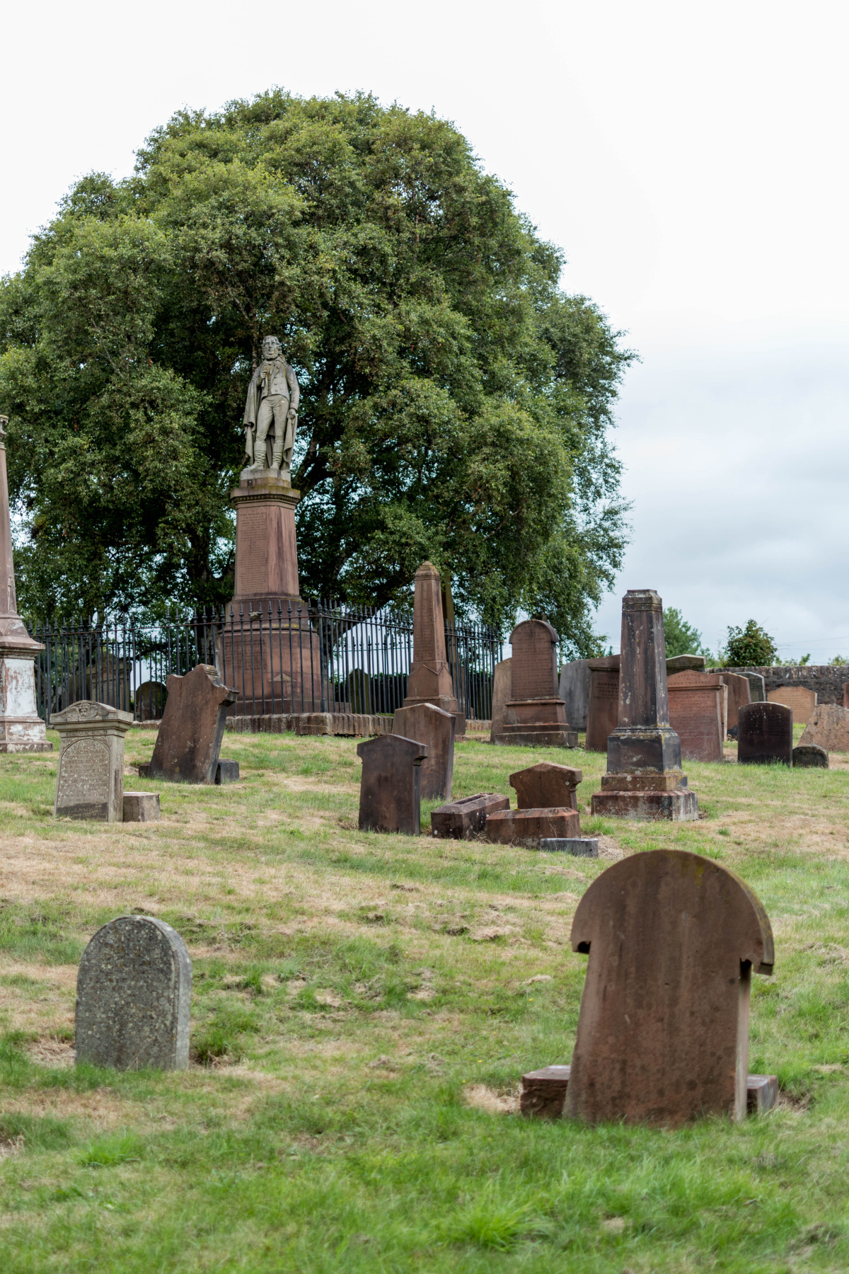 Neighbourhood Cemetery