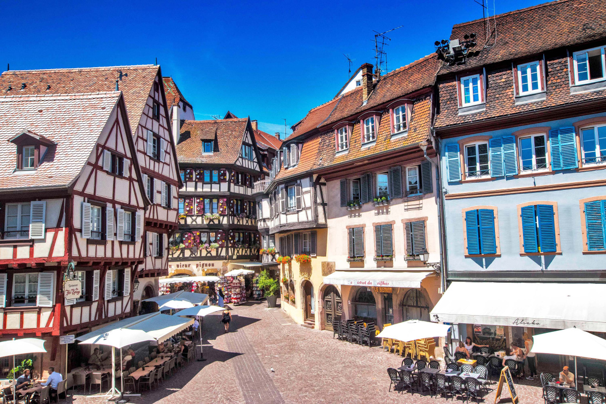 Building of Colmar