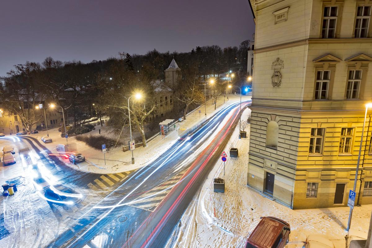 Snowy Santoška