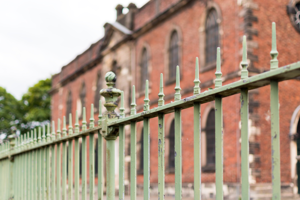Alban's Fence