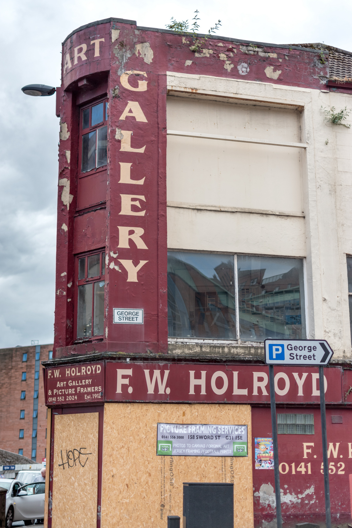Gallery and George Street