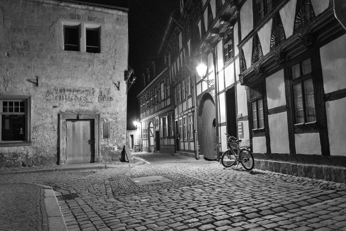 Quedlinburg at Night