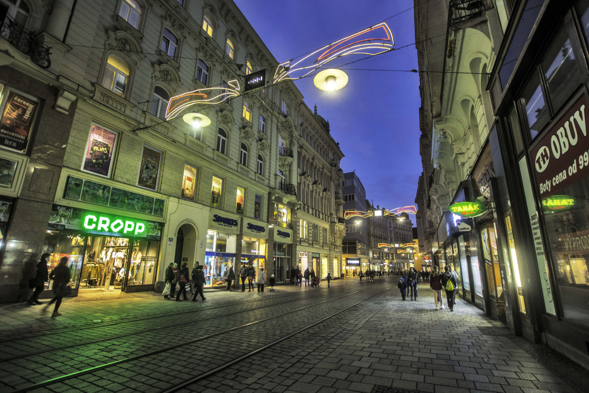Brno Night