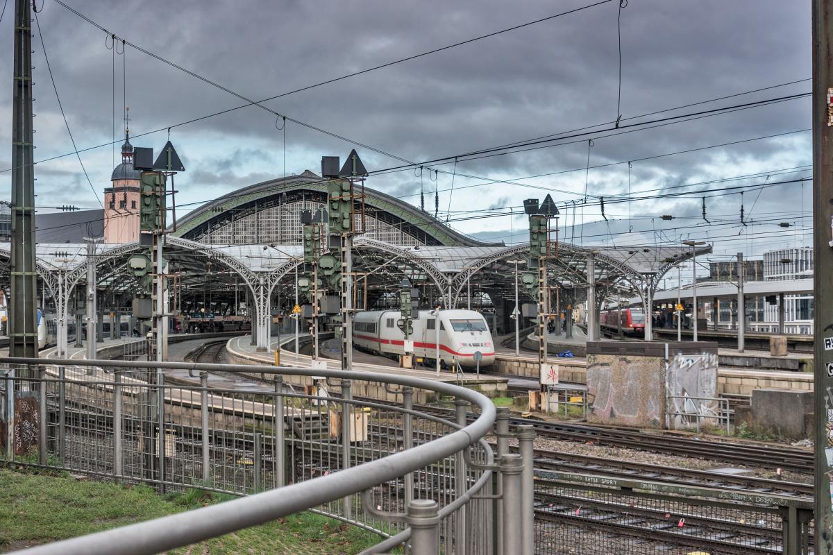 Köln Hauptbanhof
