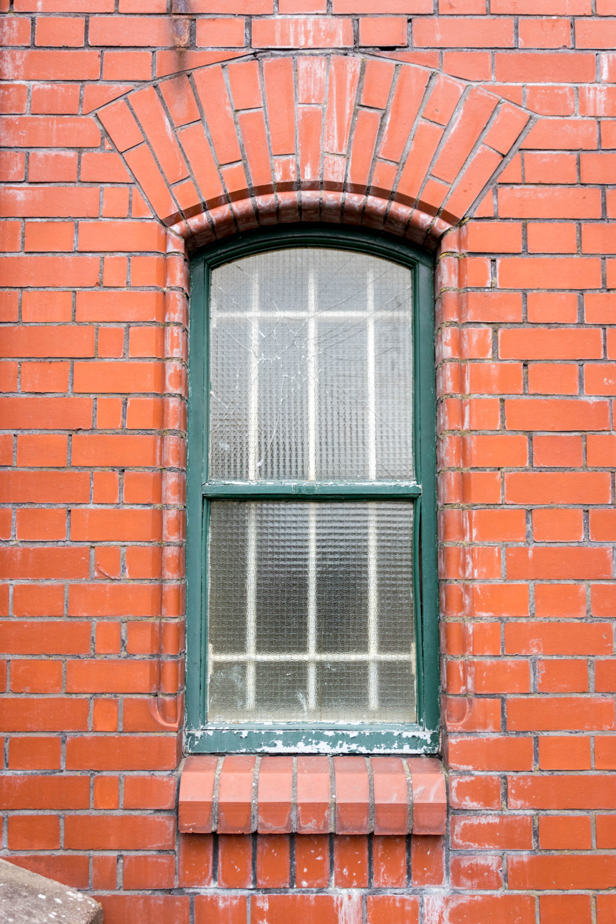 Window in Cobh