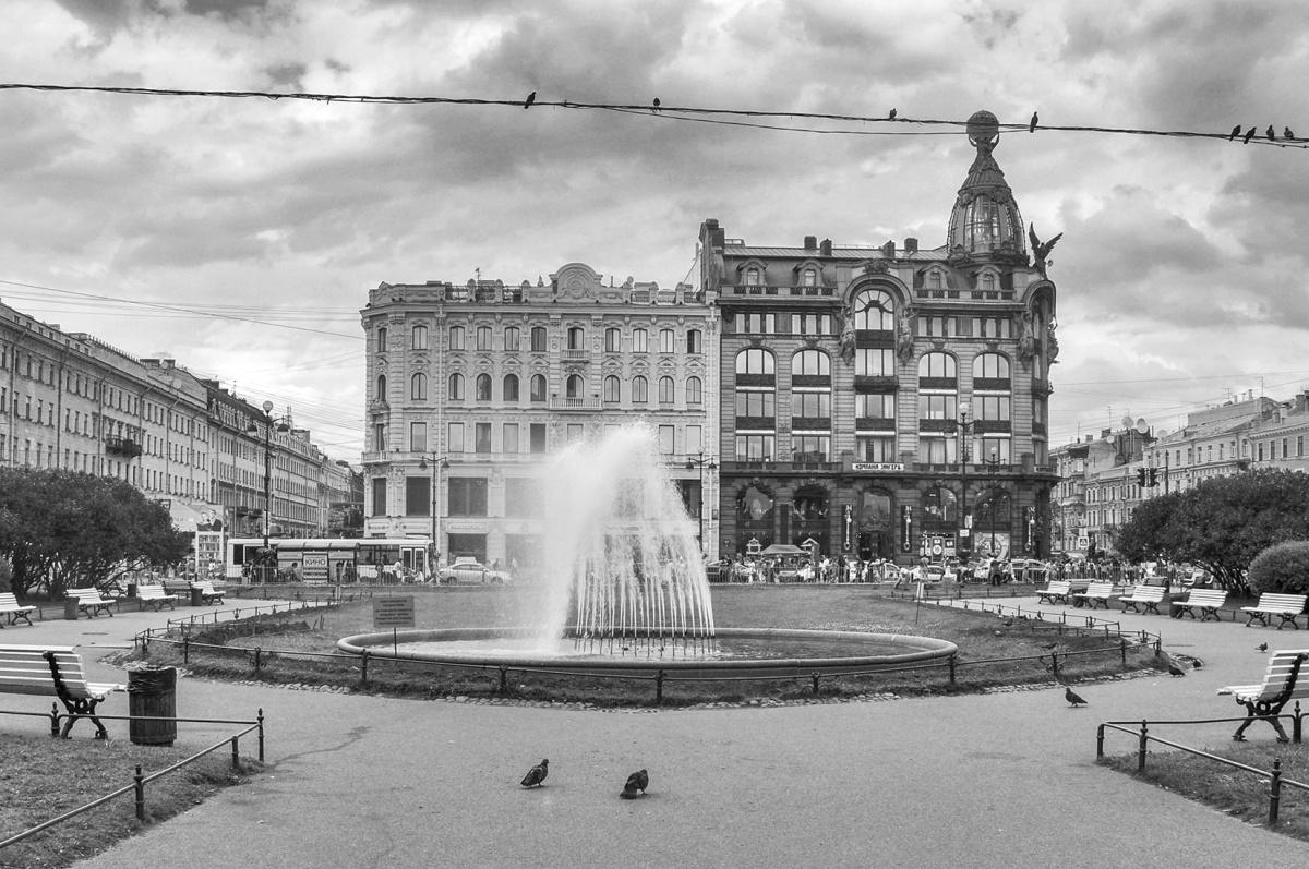 Across Nevsky