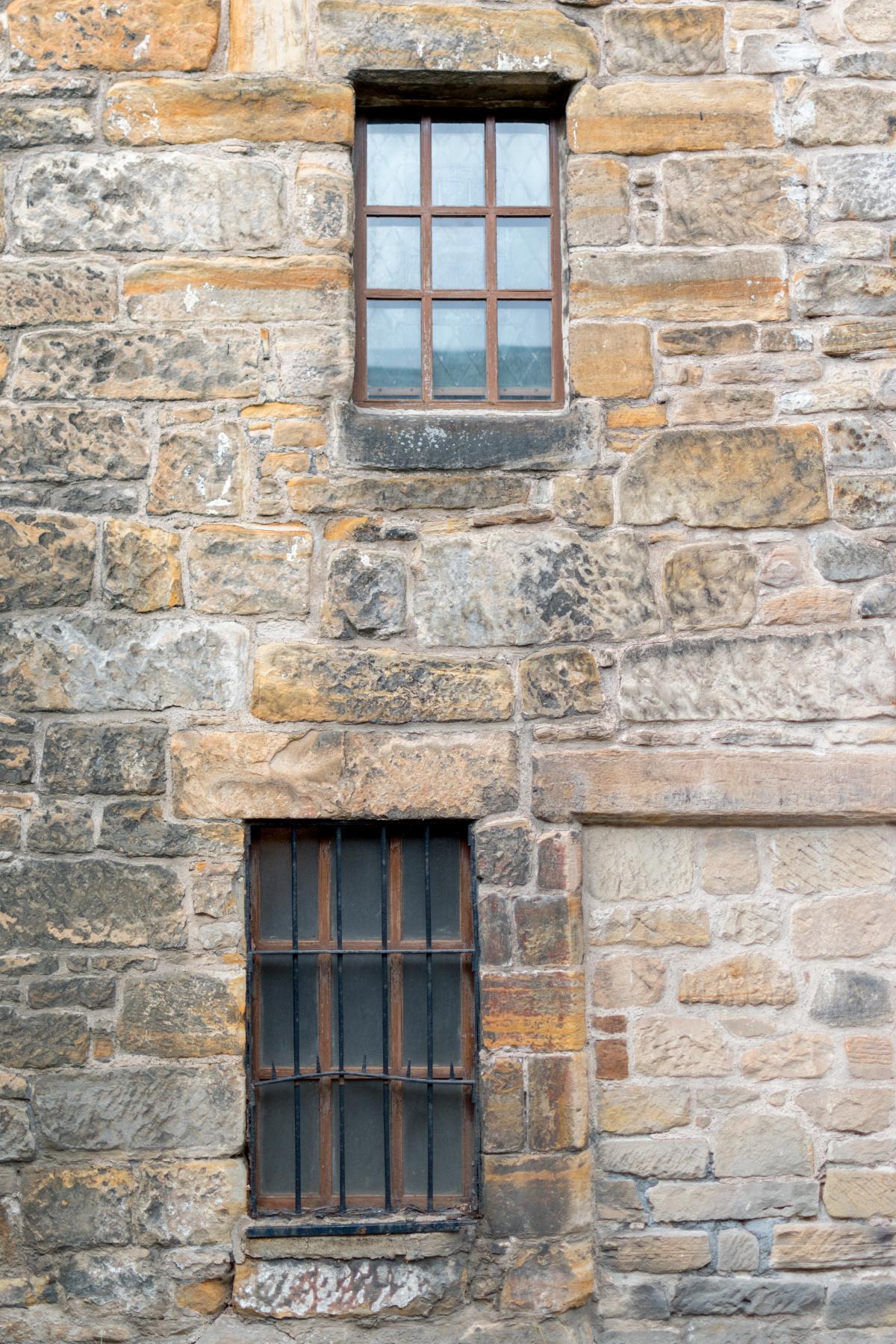 The Oldest Windows in Glasgow