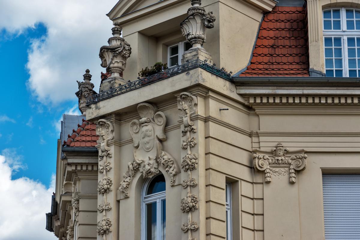 Potsdam Details