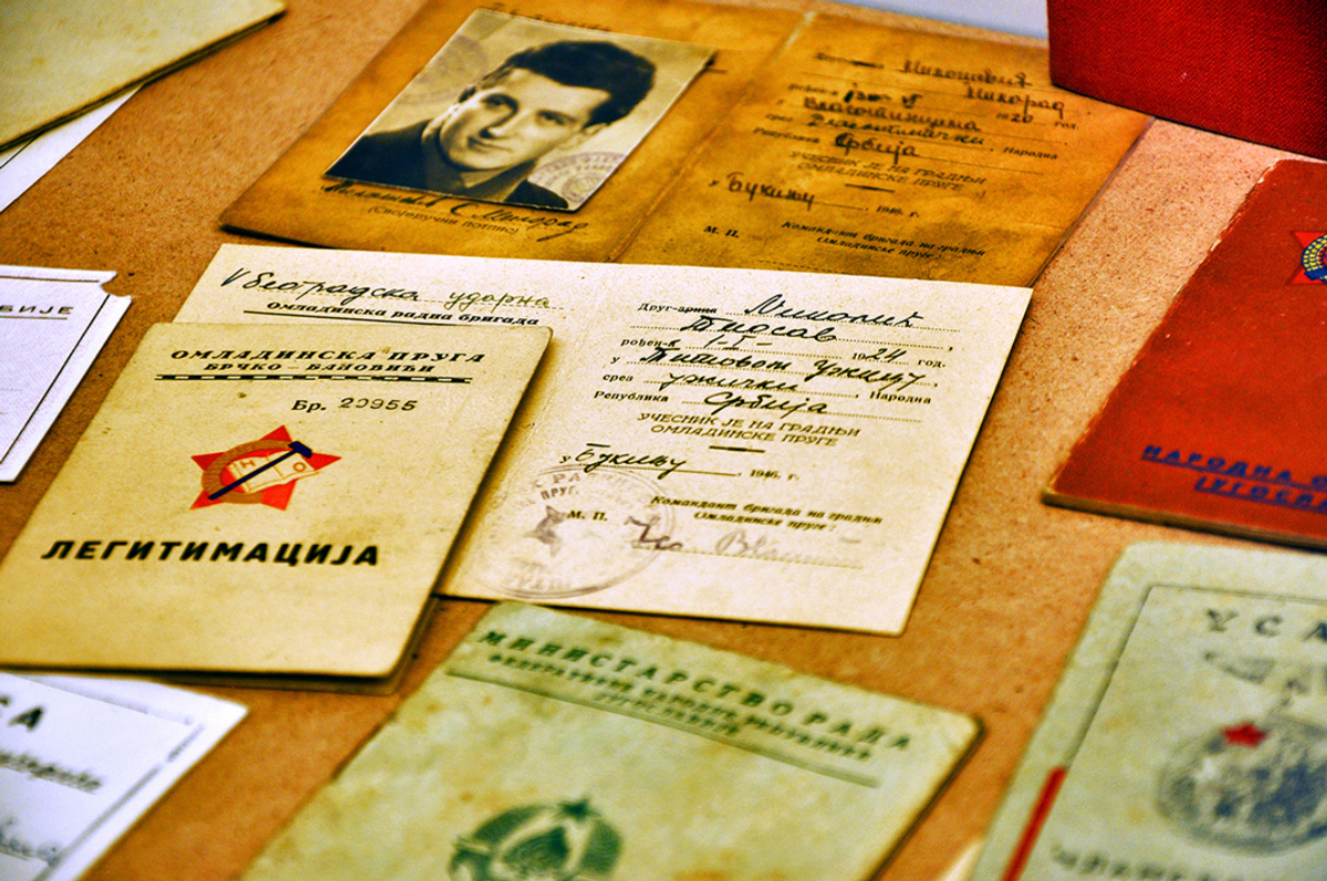 Yugoslavian Documents
