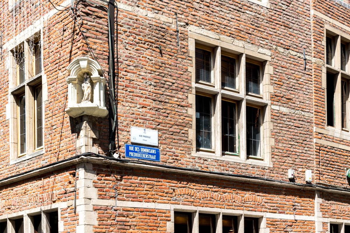 A Corner in Brussels