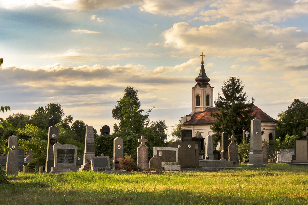 Novi Sad Cemetery