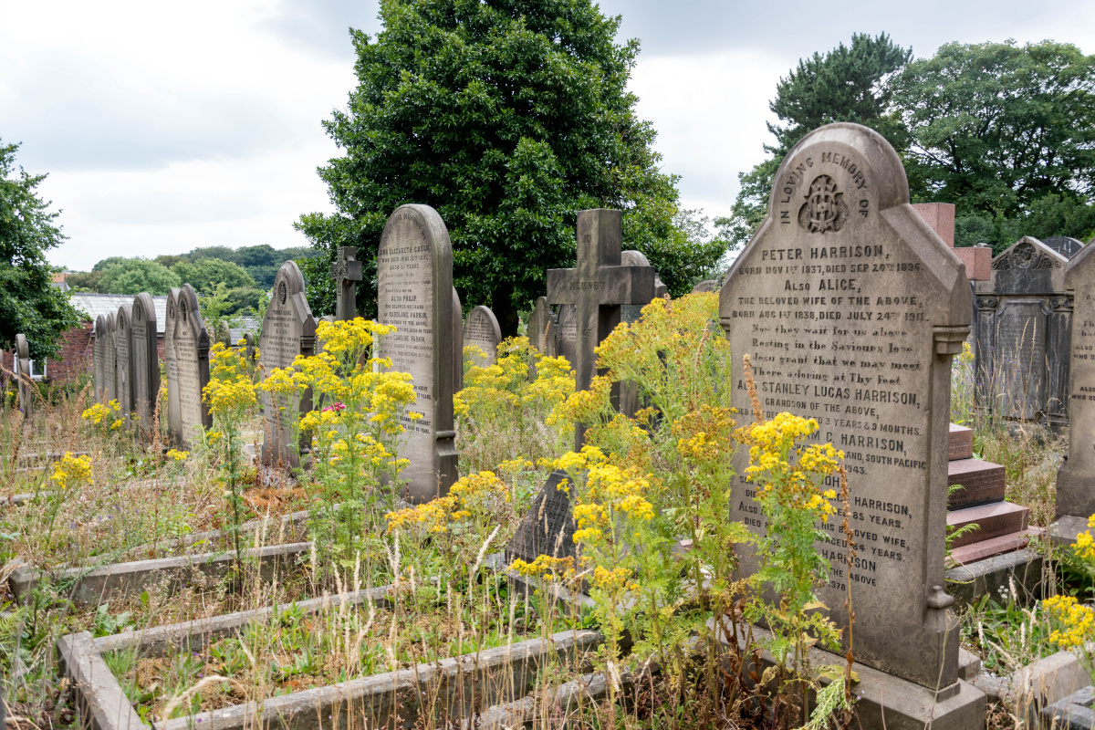 Woolton Cemetery