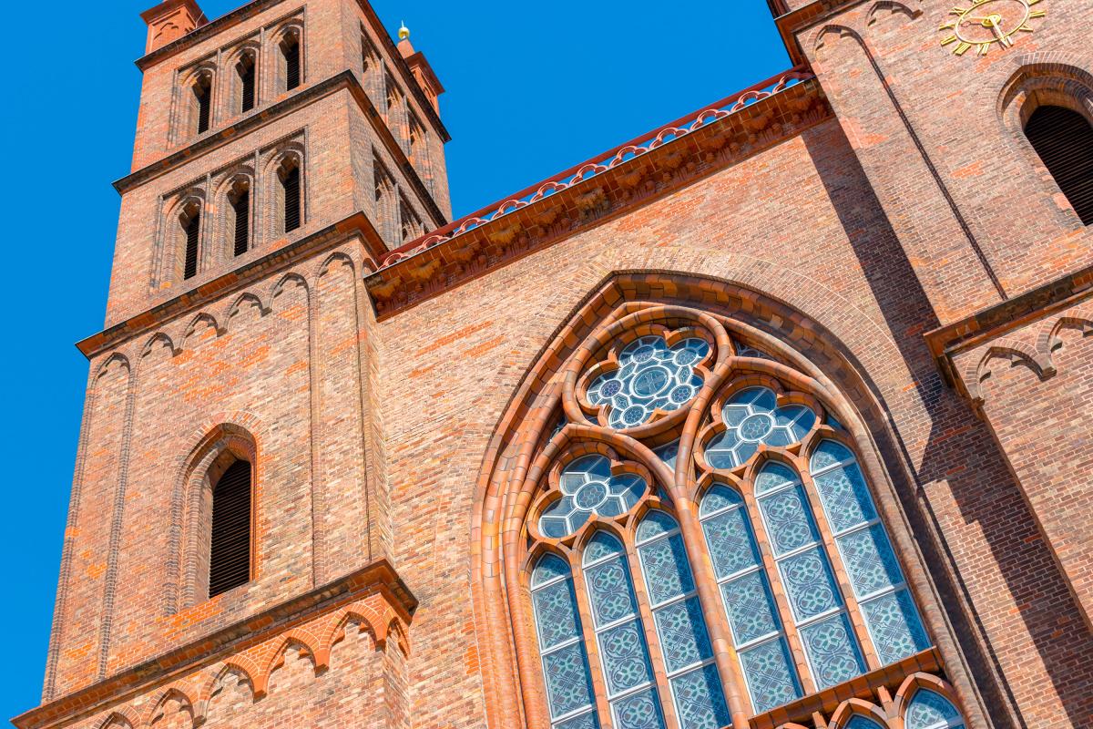 Friedrichswerder Church Detail