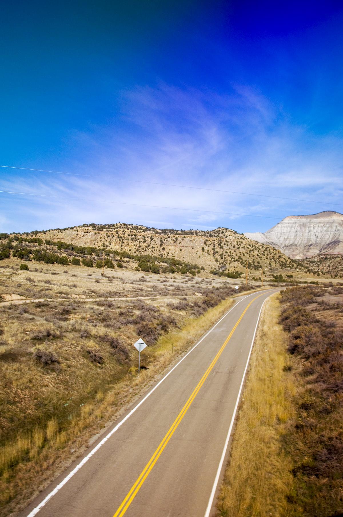 I-70 Outside of Grand Junction, CO