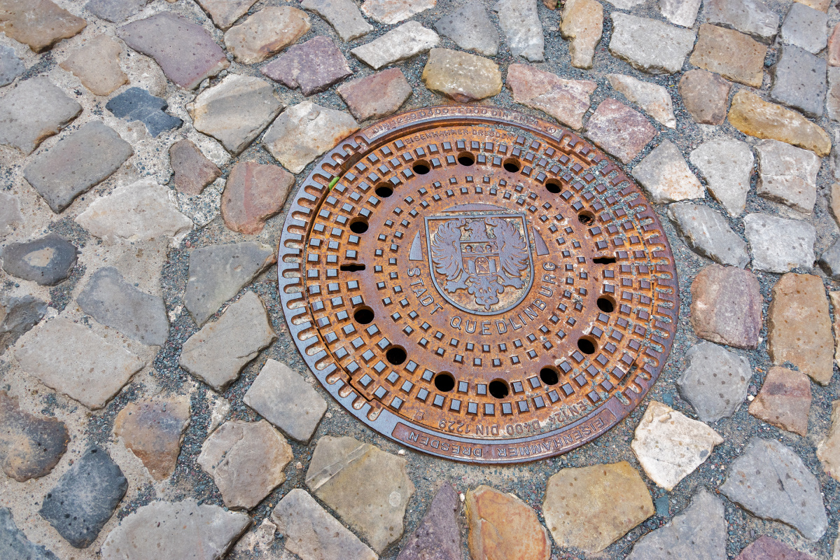 Quedlinburg Sewer
