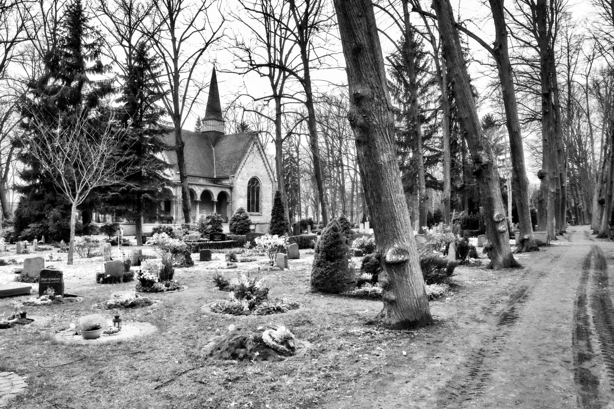 Quaint Cemetery