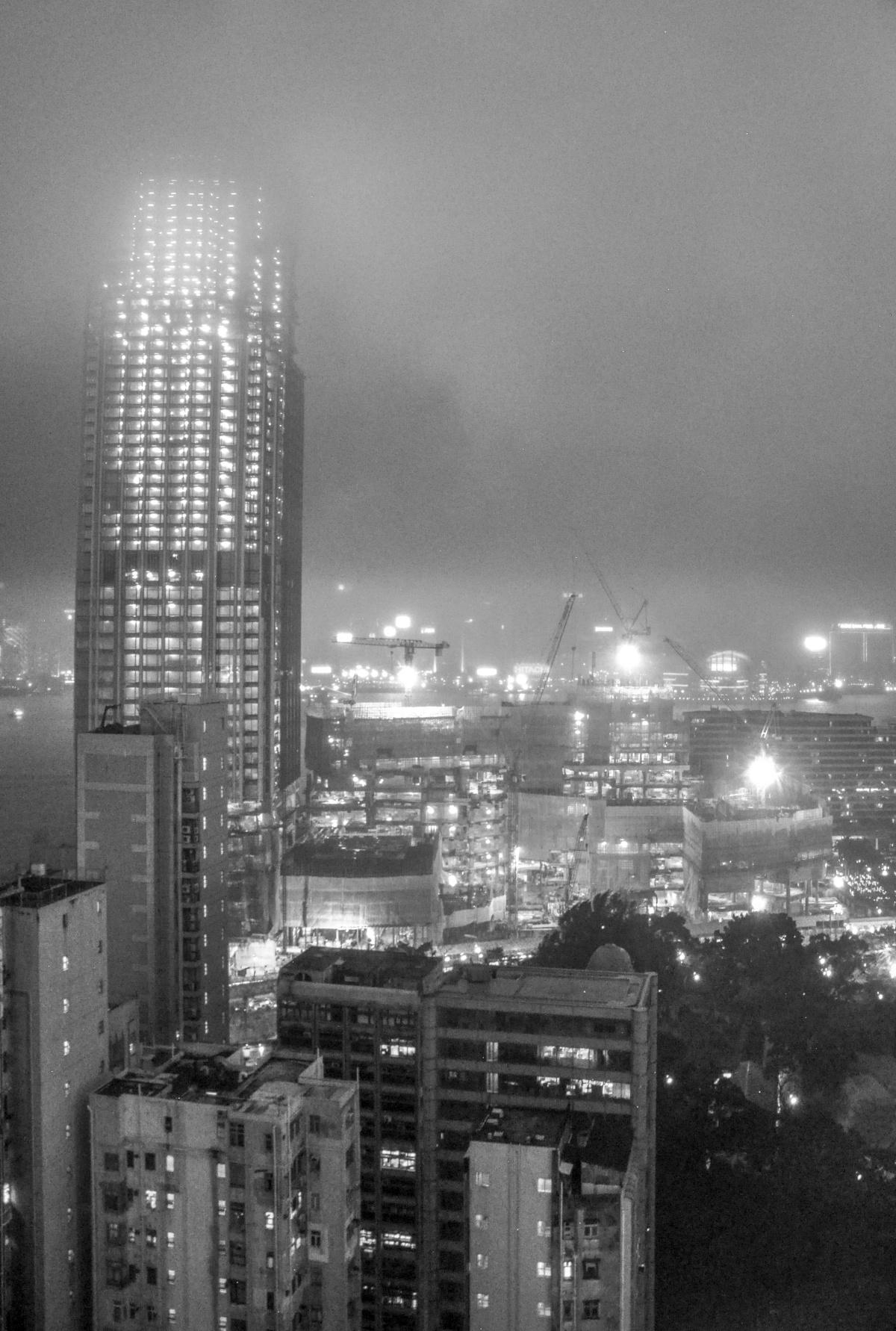 Hong Kong Fog