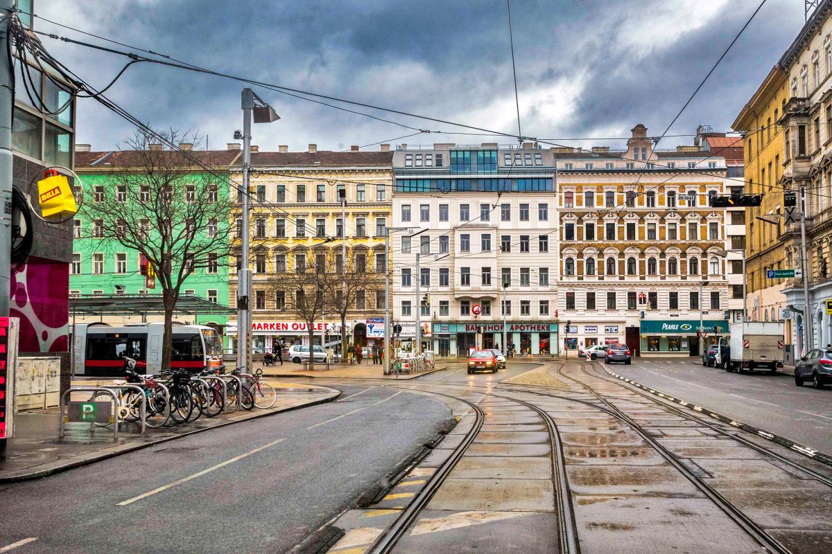 Vienna Rails