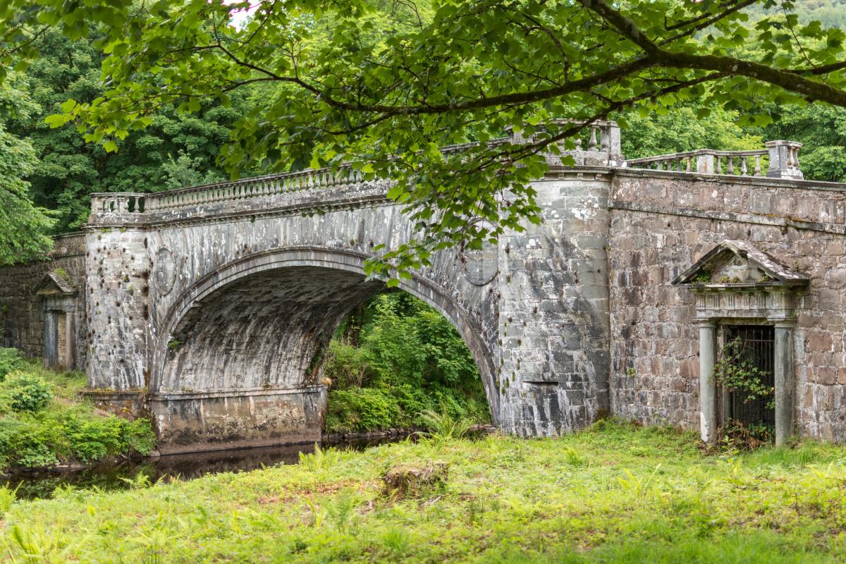 Inverary Bridge