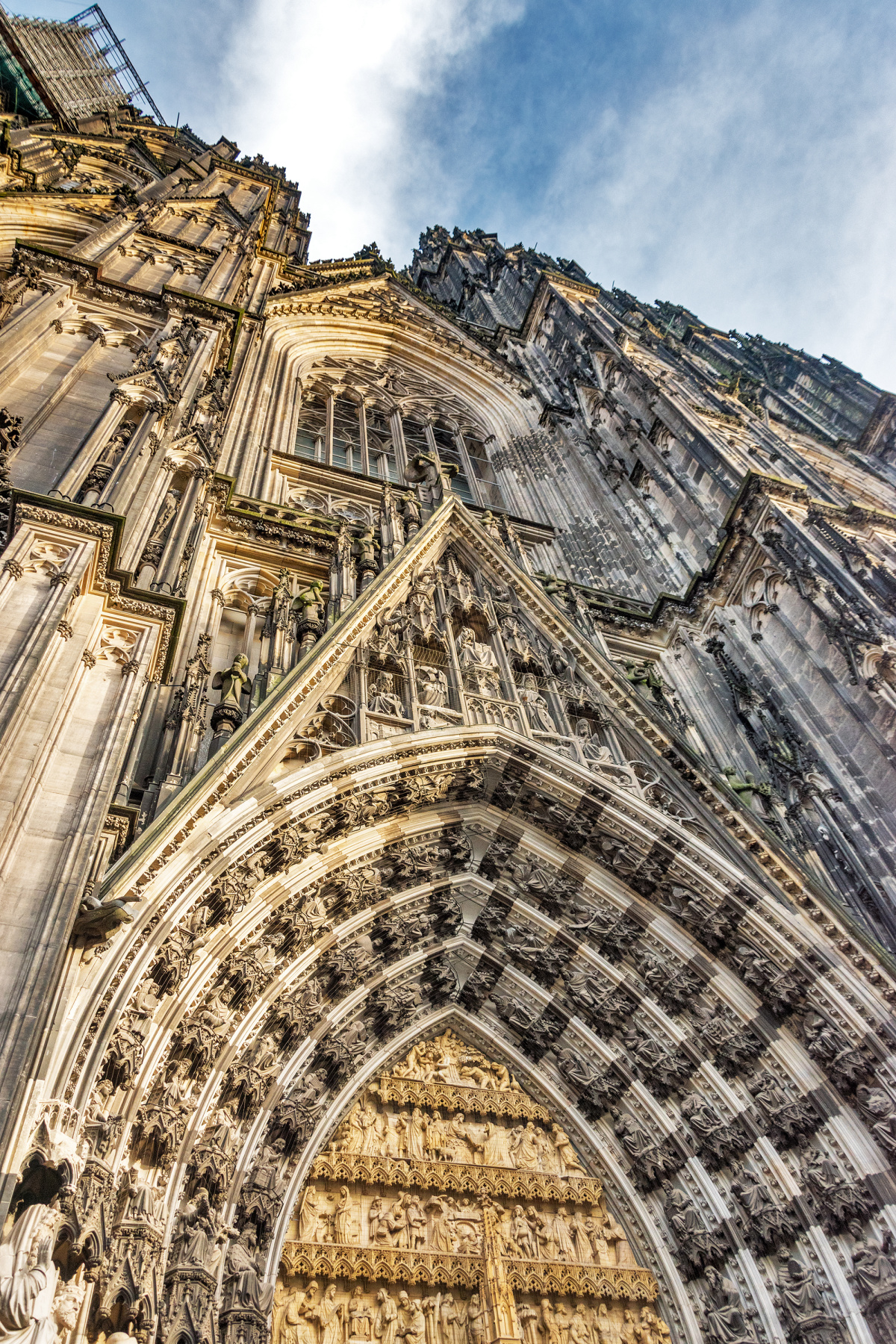 The Gold of the Kölner Dom