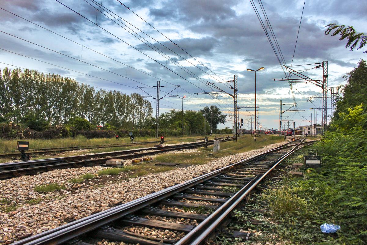 Tracks of Novi Sad